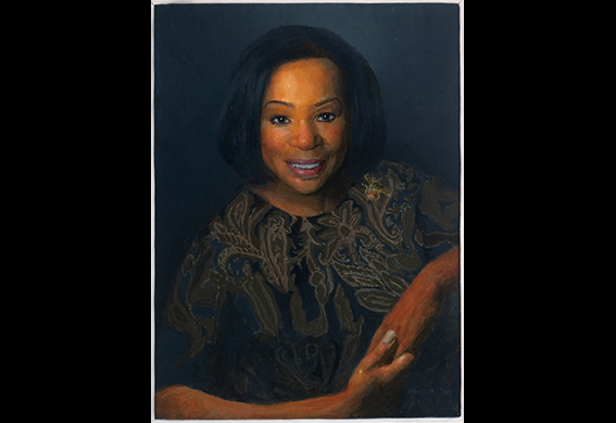 Sharon Howard by Abner Cope