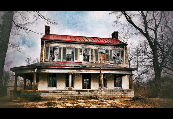 This Old house by Al Harden