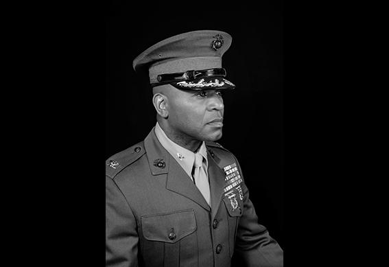 Colonel Trimble by Al Harden