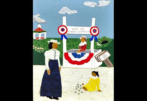 Jewella Ann Galloway by Andrea Walker-Cummings