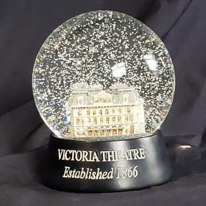 Victoria Theatre Snow Globe